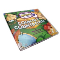 HarCourt MegaMath Country Countdown Grades K-3 Version 2.0 for Windows & MAC