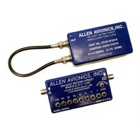 Allen Avionics Pulse Video Delay Line VAR256 + ATLW-4P20-B LowPass Video FILTER