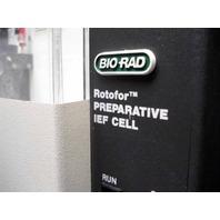 Bio Rad Rotofor Prep IEF Cell Electrophoresis Bio-Rad