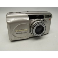 Olympus Infinity Zoom 80 QD 35mm 38-80mm Point and Shoot Film Camera