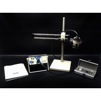 Digital Instruments Microscope Inspection w/ Moritex MS-250 Light Intensity Unit