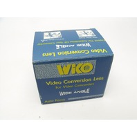 New WiKO Wide Angle AF Auto Focus Video Conversion Lens for Video Camcorders