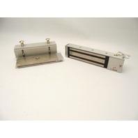 DynaLock 2011TJ20-US28 1200lb Single Electromagnetic Lock Pair Inswing