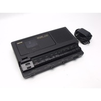Sanyo TRC-8090 Memo-Scriber Voice Speed Converting Transcribing System AS-IS