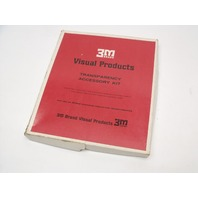 3M Visual Products Projection Transparencies Accessory Kit