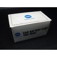 New Genuine Minolta VBC-160U Car Battery Cord