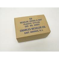 NEW Vintage Beseler 30801 Grade-O-Mat 50 Plastic Stylus