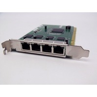 Cisco MTJEA01 P11437728 74-3188-01 4FE-66 4-Port Fast Ethernet Card