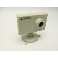 3jTech eCAMit Network / IP Ethernet RJ-45 RS-232 Serial Camera
