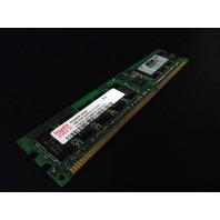 373029-051 HYMD512G726BF4N-D43 1GB Stick of DDRR, 400MHz, CL3, ECC, PC3200R RAM