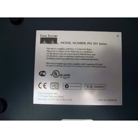 Cisco PIX 501 47-10539-01 4-Port Fast Ethernet Switch Firewall VPN Security