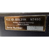 Northern Airborne Technology NT-450 UHF FM Transceiver NAT