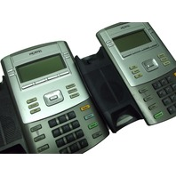 LOT of 5 Nortel 1120E IP BUSINESS Phones VOiP NTYS03