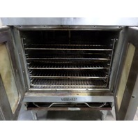 HOBART COMMERCIAL DUAL GAS OVEN GN90S 30K BTU Convection