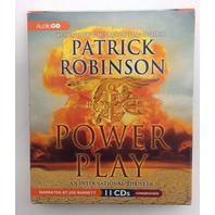 Power Play : A Mack Bedford Novel by Patrick Robinson (2012, CD, Unabridged)