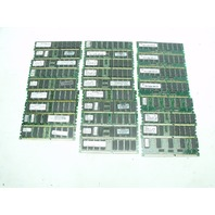 One BIG lot of 27 Mixed PC2100 Memory Desktop & Server L@@K
