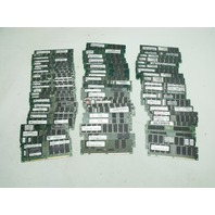 One BIG lot of 73 Mixed PC133 Memory Desktop & Server L@@K