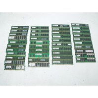 One BIG lot of 41 Mixed PC2-3200 Memory Desktop & Server L@@K