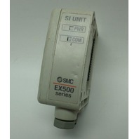 SMC EX500 SERIES SI UNIT EX500Q001 (NPN) 24VDC