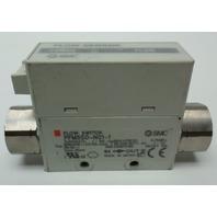 SMC FLOW SENSOR FLOW SWITCH PFM550-N01-1