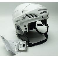 New PRO Endorsed Reebok 5K Hockey Helmet White Small 5KS1104005 HECC Certified