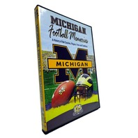 NEW Michigan Football Memories 125 YEARS Tom Harmon, Bo Schembechler