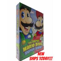 NEW Super Mario Brothers Super Show 24 Episodes DVD, 2006, 4-Disc Set, Box Set
