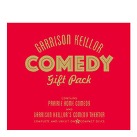 NEW Garrison Keillor Comedy Gift Pack