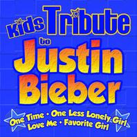 NEW Kids Tribute to Justin Bieber CD