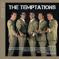 NEW CD The Temptations 2-Disc Icon 2