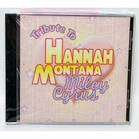NEW Tribute to Hannah Montana & Miley Cyrus CD