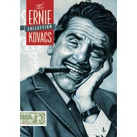 NEW Ernie Kovacs Collection (6-Disc DVD Set, PLUS 44-page book)