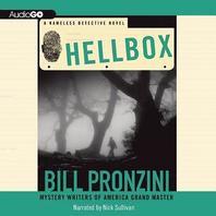 NEW Hellbox (A Nameless Detective Novel) by Bill Pronzini (Audiobook, 6 CDs)