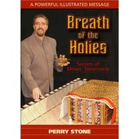 NEW Breath of the Holies: Secrets of Moses' Tabernacle DVD (Perry Stone)