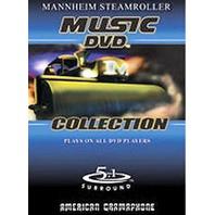NEW Mannheim Steamroller Music DVD Collection (American Gramaphone)