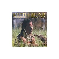 NEW Keith Bear CD - Earthlodge 70334015329