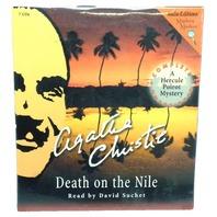 NEW Agatha Christie: Death on the Nile Audiobook (7 CDs)