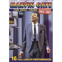 NEW Marvin Gaye DVD The Real Thing (In Performance 1964-1981, 16 Performances)