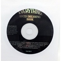 NEW The Everything Lucid Dreaming Book on CD