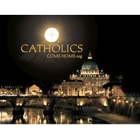 NEW We are Catholic Welcome Home DVD (2012)