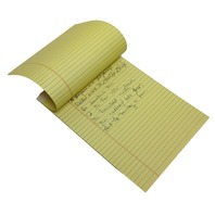 """""""So Beautiful or So What"""" Lyric Notepad (Copy) by Paul Simon of Simon and Garfunkel (NEW)"""