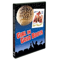 NEW Mystery Science Theater 3000: Girl in Gold Boots DVD