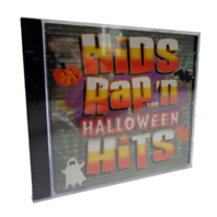 NEW Hip Kiddy CD: Kids Rap'n the Halloween Hits 881666-18302-9 Songs and Music