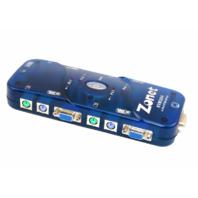 Zonet KVM3004 4-port KVM switch