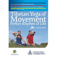 NEW  Tibetan Yoga of Movement DVD: Perfect Rhythm of Life - LEVEL ONE (2011)