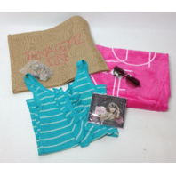 NEW Selena Gomez Fan Pack - When the Sun Goes Down (XS Blue shirt, EXTRAS)
