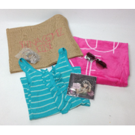 NEW Selena Gomez Fan Pack - When the Sun Goes Down (M blue shirt, EXTRAS)
