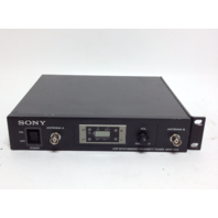 Sony UHF Synthesized Diversity Tuner WRR-802
