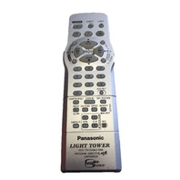 Panasonic Remote Control VCR Plus Gold LSSQ0299 Light Tower Controller VCR / TV / DSS