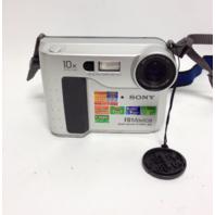 VINTAGE SONY FD Mavica Digital Still Camera MVC-FD75 with strap 1599609